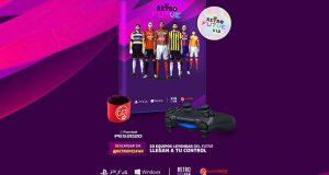 Se lanzó oficialmente «Retro FUTVE» V 1.0, el videojuego para el fanático Vinotinto