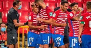 La Jornada 2 de la Liga Española, dejó a Machís en lo alto de las actuaciones