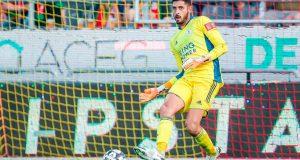 Rafa Romo debuta en la Primera División de Bélgica