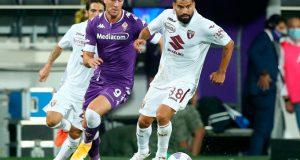 Tomás Rincón titular en derrota de Torino