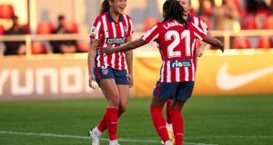 +VIDEO | Deyna Castellanos anota en victoria del Atlético de Madrid