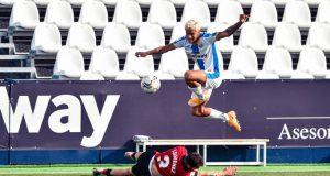 Roberto Rosales tuvo minutos en triunfo del Leganés