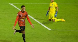 Caracas se mete a la Segunda Fase de la Copa Libertadores